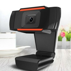 Webcam PC Com Microfone